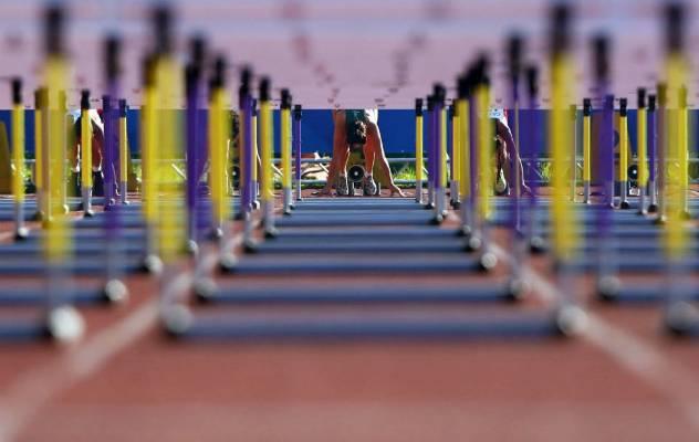 Atletismo olímpico Río 2016
