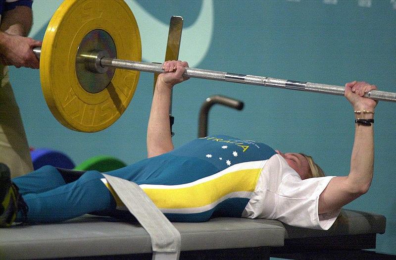 Levantamiento de Potencia Juegos Paralímpicos