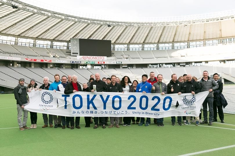First NOC Open Days in Tokyo Highlights the City's Readiness for a Games that Puts Athletes First
