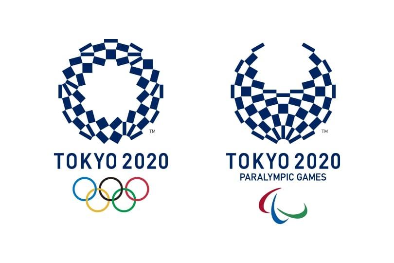Emblema Olímpico y Paralímpico Tokio 2020