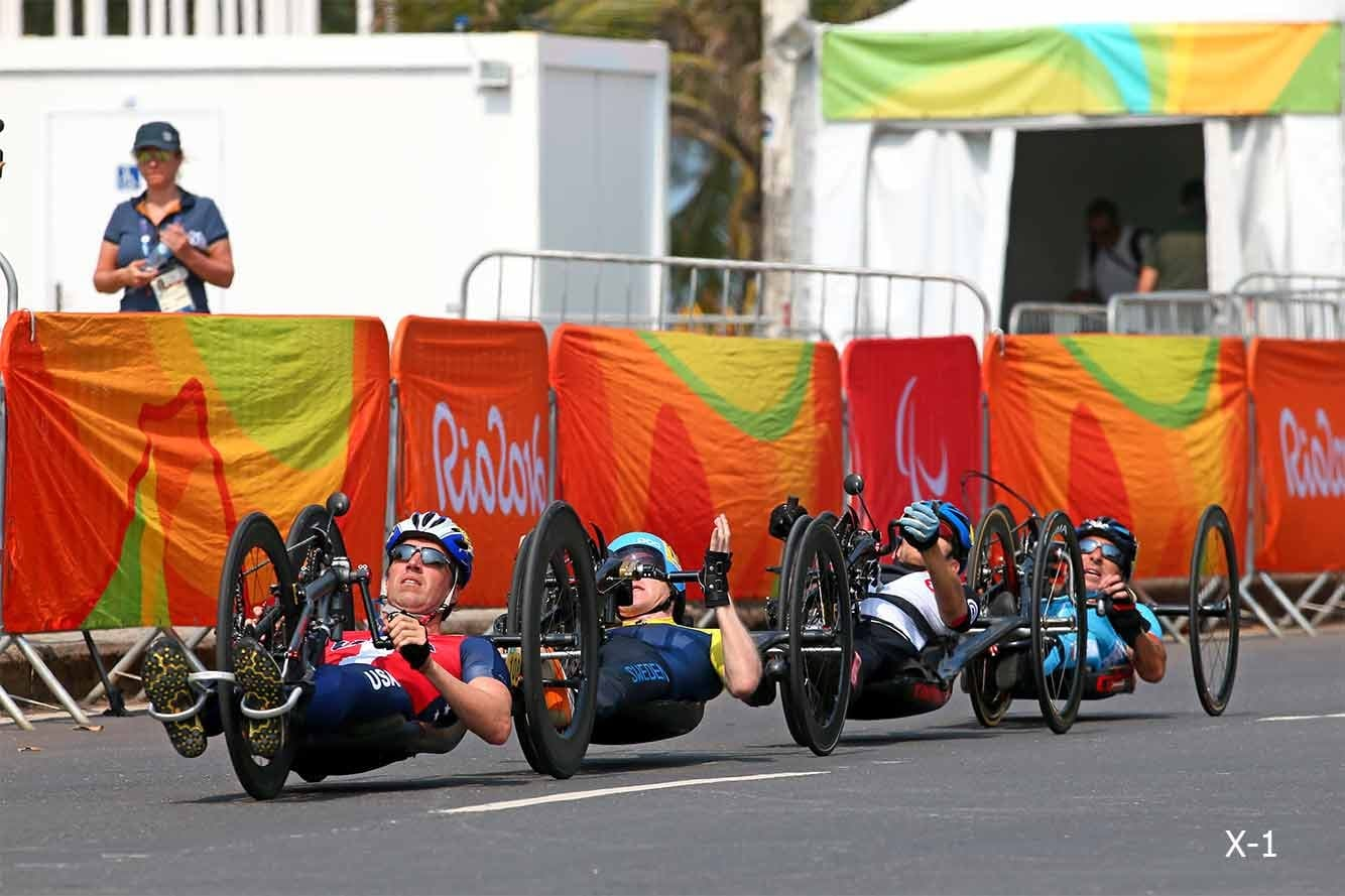 Nueva medalla en Ciclismo Paralímpico