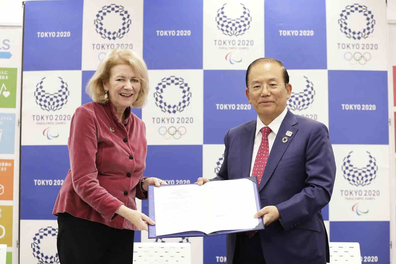 Naciones Unidas y Tokio 2020
