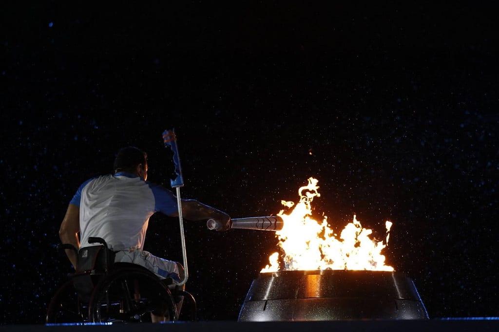 Antorcha de los Juegos Paralímpicos