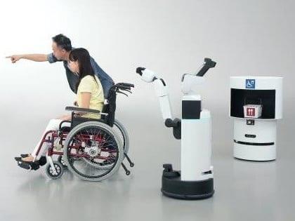 Proyecto de Robots de Tokio 2020